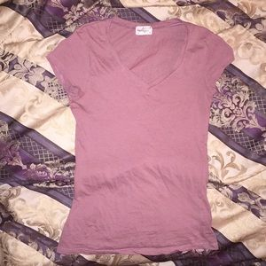 Pink colored shirt